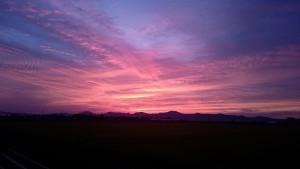 「庄内の夕陽特集②」