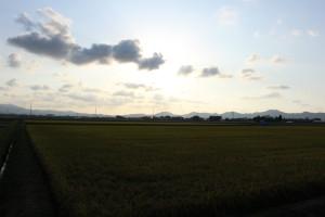 「庄内の夕陽特集⑤」