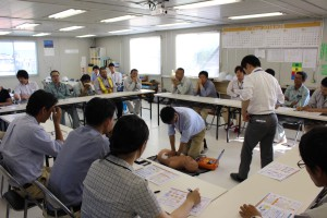 2016.08.06「AED説明会〜SPJV〜」